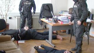 Арестуван шеф на дирекция в МИЕ при спецоперация на МВР
