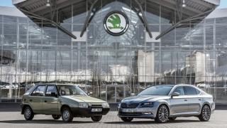 Историята на един успех: 25 години Skoda във Volkswagen Group