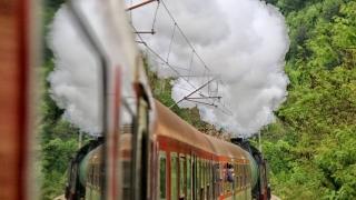 Наклонен стълб спря влаковете между Захарна фабрика и Горна баня