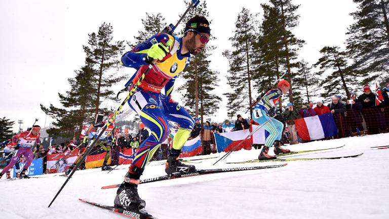 Българските биатлонисти останаха далеч зад Мартен Фуркад в Поклюла