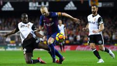 Проблеми във Валенсия пред мача с Барселона
