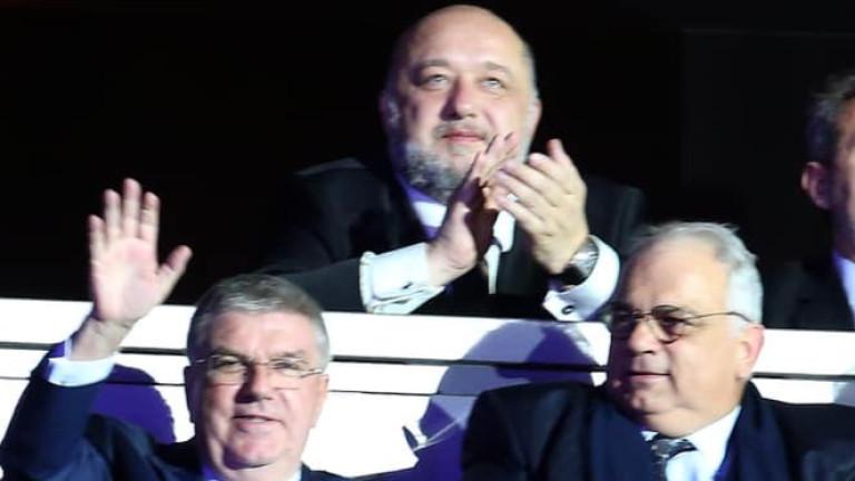 Томас Бах - единственият кандидат за президент на МОК