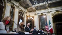 САЩ и Максико възобновяват икономическите си преговори
