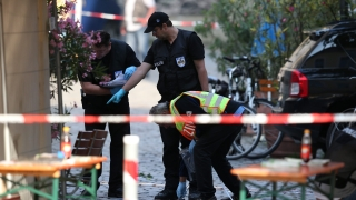 Атентаторът от Ансбах чатил непосредствено преди взрива