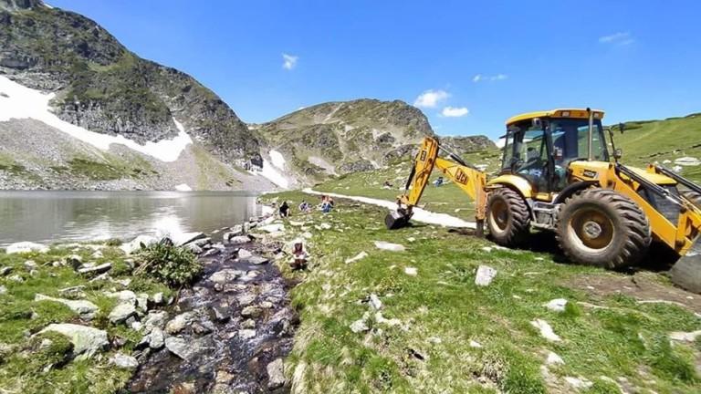 Проектът за Рилските езера нямал ОВОС