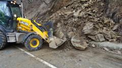Община Кочериново очаква финансиране след разрушаването на подпорната стена в с. Пороминово