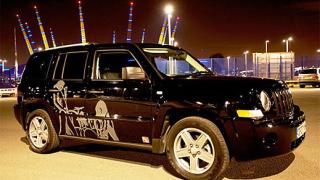 Jeep пуска 7 ексклузивни автомобила Patriot за фенове на Led Zeppelin