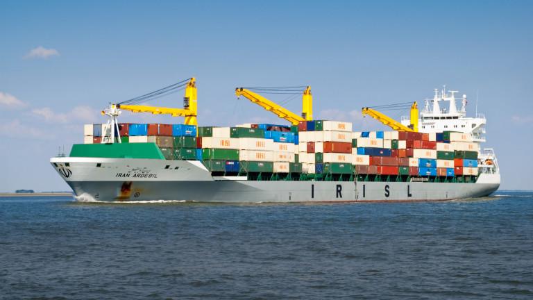 Цените за превоз на контейнери постигнаха нов рекорд