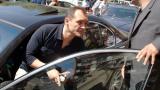 Божков преговаря с Бойко Борисов в Баку