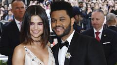 The Weeknd е създал цял албум за Селена Гомес