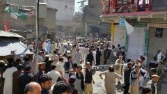 Атентат отне живота на десетки в Пакистан