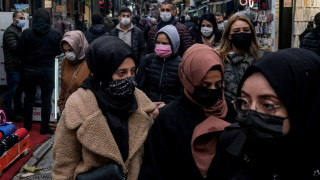Ердоган забрани да се излиза от домовете по Нова година