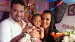 Дъщерята на Борис Солтарийски с детско парти за рождения си ден (СНИМКИ)