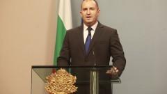 Румен Радев призова политиците да не бягат от отговорност