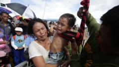 Филипините отмениха полети в очакване на тайфуна Копу
