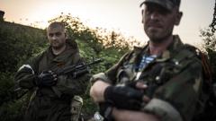 Сепаратистите от Горловка пуснаха в интернет видео с екзекуция на заложници