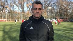 От ЦСКА поздравиха Ивайло Иванов