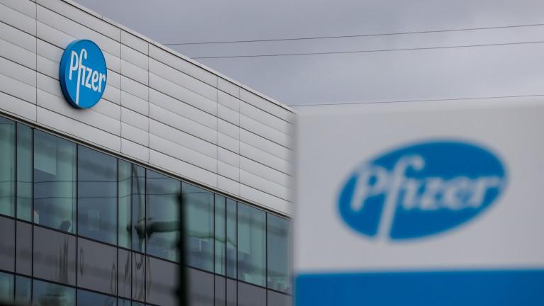 Лондон одобрява ваксината на Pfizer до дни