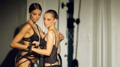 Полуголи балерини в новия Maxim (СНИМКИ)