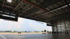 Българска компания отвори база за ремонт на самолети на летище София (СНИМКИ)