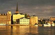 И в Стокхолм младежки погроми