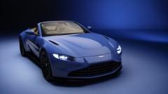 Новият роудстър на Aston Martin е уникален
