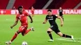 Сериозен спад на интереса към футбола в Германия