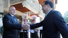 Китайският премиер Ли Къцян пристигна у нас