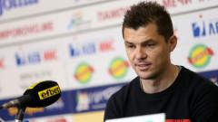 Домовчийски: Божинов липсва на отбора