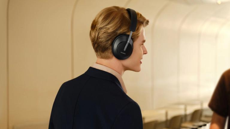 Hi-Fi слушалките FreeBuds Studio, част от новата премиум аудио колекция