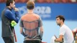 Шефът на тенис федерацията похвали Гришо