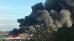 Най-малко двама ранени при взрив край летището в Линц
