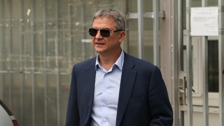 Спецсъдът отказа на Пламен Бобоков да пътува в чужбина