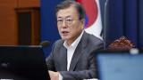 Байдън и Мун Дже Ин планират съвместна стратегия за Северна Корея