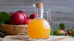 Домашният ябълков оцет и ползите за здравето