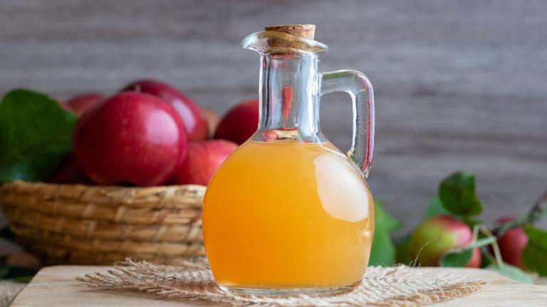 Домашният ябълков оцет - напитка за здраве