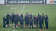 Пълната статистика на ЦСКА в групите на Лига Европа