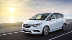 Opel представи новата Zafira (ВИДЕО)