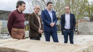 Кметът на Петрич иска държавна собственост за пътя до Хераклея Синтика