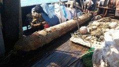 """Рибарски кораб """"хвана"""" учебно торпедо"""