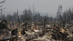 17 загинали при пожарите в Калифорния