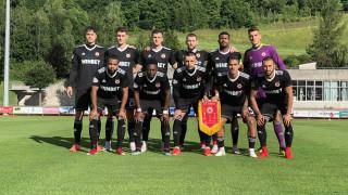 ЦСКА - Вердер 0:1, гол на Йоханес Егещайн