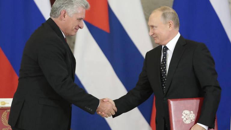 Русия и Куба приканват САЩ да не се оттеглят от договора за ракетите