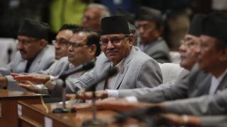 Бивш маоистки бунтовник избран за премиер на Непал