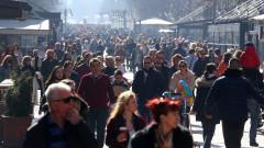 София е увеличила населението си за 10 години с близо 80 000 души