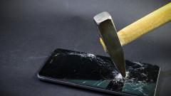 Да снимаш как чупиш телефони и да ти плащат за видеата