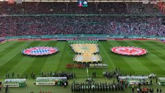 """Байерн (Мюнхен) - Айнтрахт (Франкфурт) 1:3, Гачинович донесе трофея на """"орлите"""""""