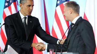 САЩ разполагат части на ВВС в Полша