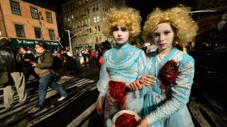 Киноцентърът в Бояна подготвя як купон за Хелоуин