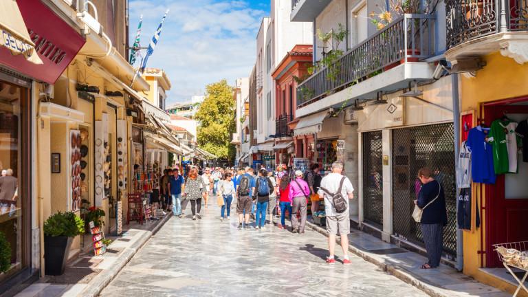 Гърция е на първо място в Европа по спад на реалните заплати за 2017 година